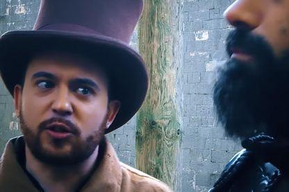 Capture écran de l'épisode 8 de la saison 9 de Noob : GIGAZERTEK