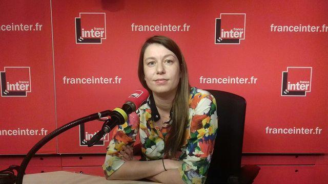 Ellen Salvi, journaliste politique à Mediapart