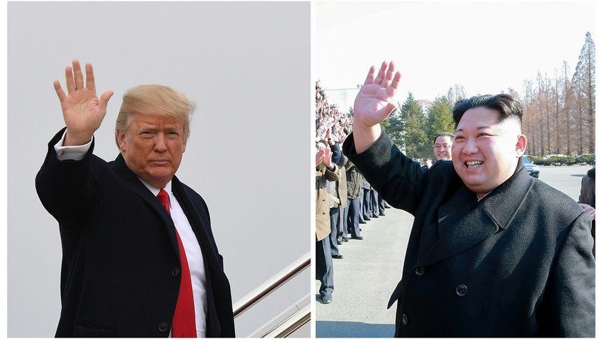 Donald Trump et Kim Jong Un devraient se rencontrer avant la fin du mois de mai.