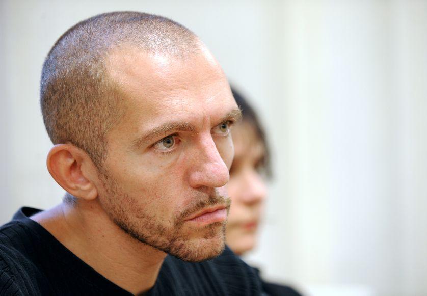 Mathieu Potte-Bonneville à l'EHESS en décembre 2009 lors d'un appel d'intellectuels à supprimer le ministère de l'identité nationale