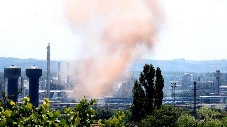 Photo d'illustration d'une explosion en France.