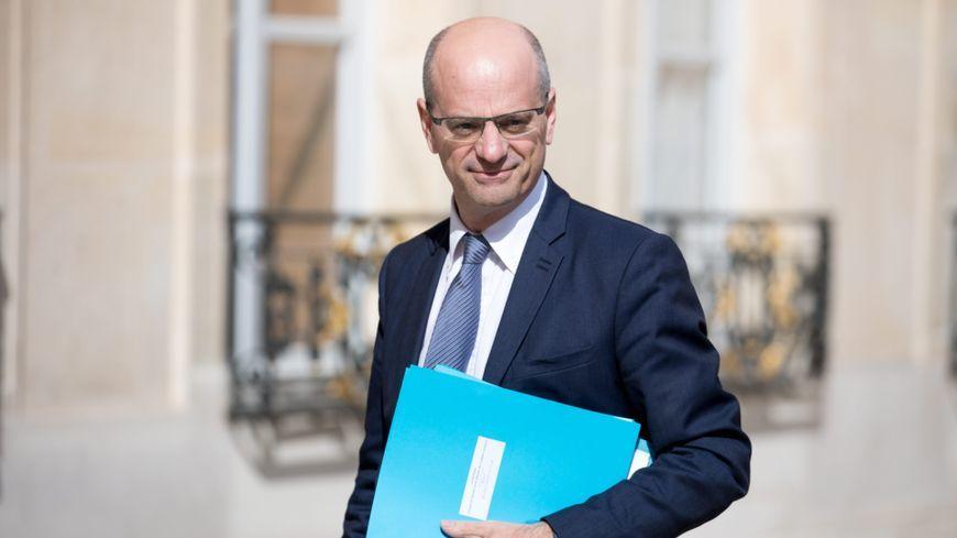 Jean-Michel Blanquer, le ministre de l'Éducation nationale est attendu ce lundi après-midi au lycée Carnot à Dijon.