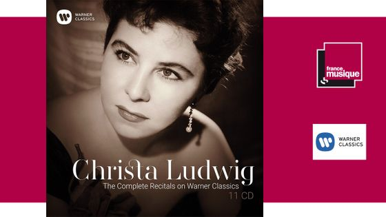 Christa Ludwig - The Complete Recitals