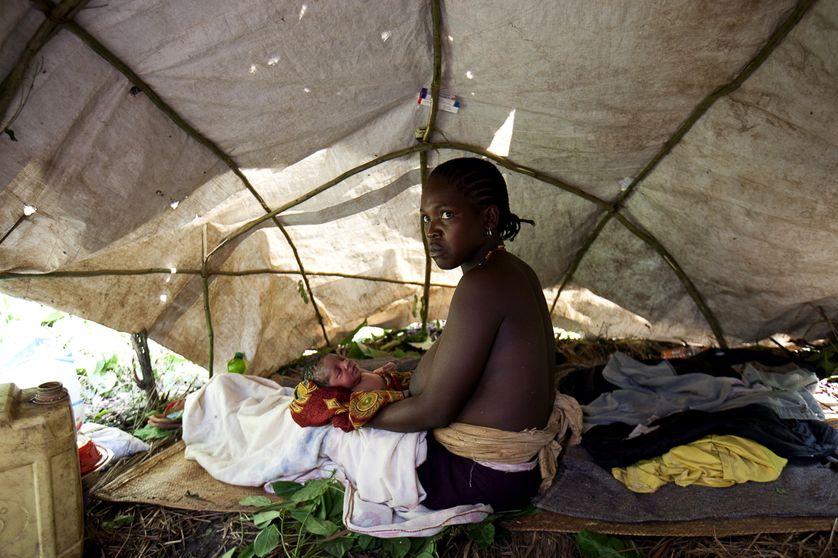 C'est en Afrique subsaharienne que survient la plus grande partie des décès maternels dans le monde : 62% sur 289 000 en 2013.