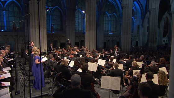 Requiem de Mozart par l'Orchestre national de France et le Choeur de radio France