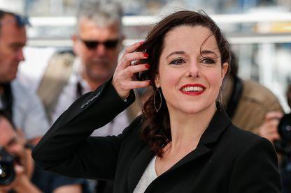 Laure Calamy au Festival de Cannes en 2016