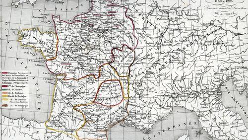 Histoire des frontières (1/4) : Que voulait dire être Français au Moyen Âge ?