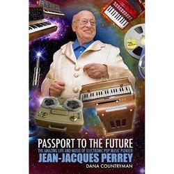couverture biographie JJ Perrey par Dana Countryman