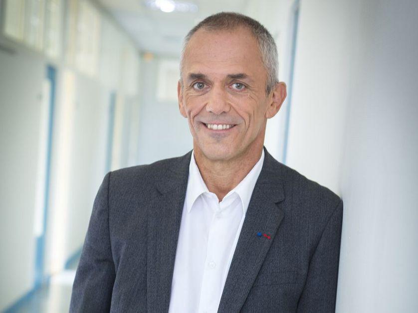 Antoine Petit, président du CNRS