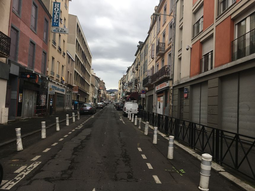 """L'avenue Charras piétonne ? """"C'est indispensable"""" indique le maire de Clermont-Ferrand"""