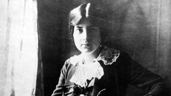 Juliette-Marie Olga Boulanger dite Lili Boulanger (1893-1918).