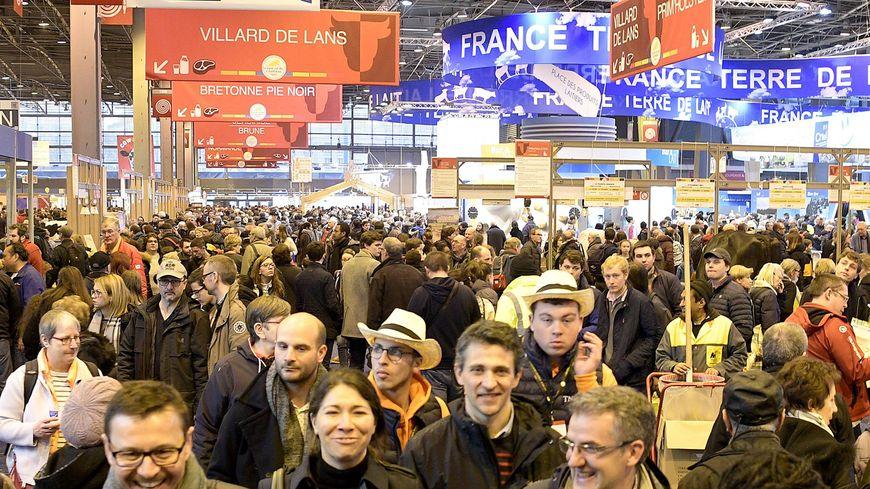 Les producteurs lorrains ont vu passer cette année un plus grand nombre de visiteurs : 50000 de plus qu'en 2017