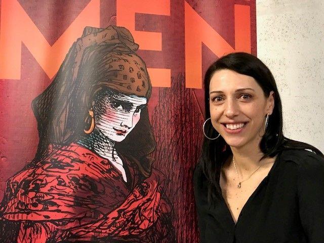 """Marie Gautrot incarne """"Carmen"""" dans cette douzième aventure de la Fabrique Opéra"""