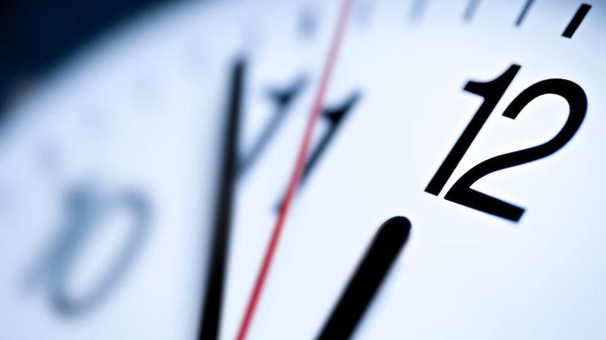 Les smartphone changent automatiquement d'heure en général