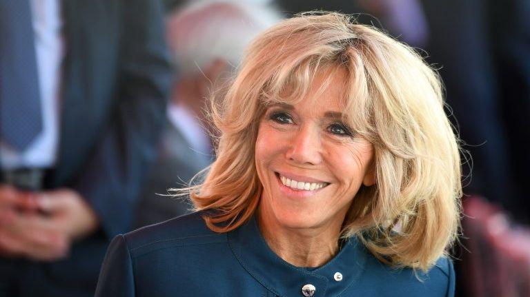 Brigitte Macron accompagne ce lundi à Dijon, le ministre de l'Éducation nationale Jean-Michel Blanquer.