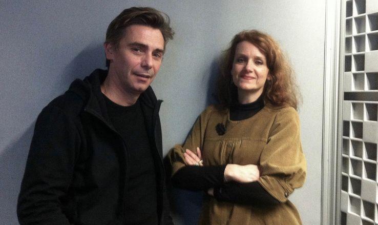 Emmanuel Demarcy-Mota et Albane Penaranda