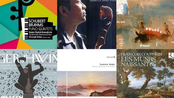 Actualité du disque : Couperin, Gershwin, Schubert...