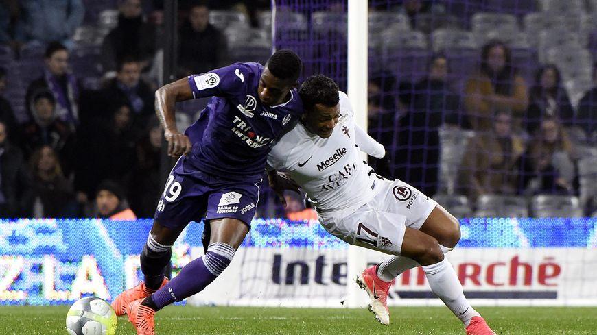 Au match aller, Toulouse et Metz se sont quittés sur un 0-0.