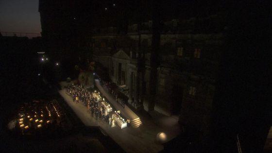 Rigoletto, de Verdi, en direct des chorégies d'Orange