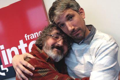 Jean-Marie Gourio et Guillaume Meurice