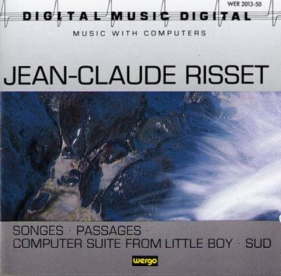 CD JC Risset Little Boy