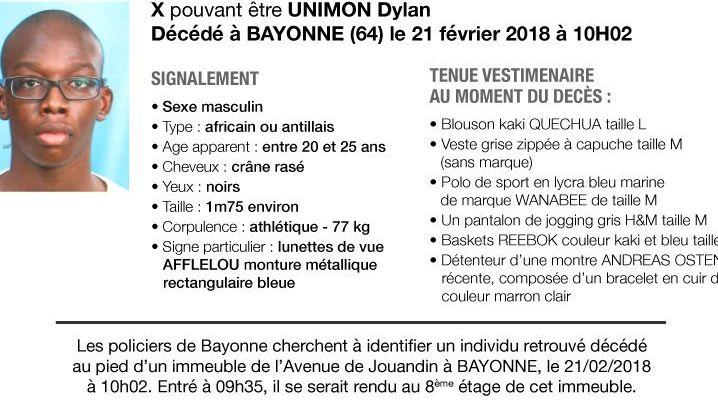 Bayonne Une Découvert Cadavre Hauts Dans Les Affaire De qBXWw7f1R