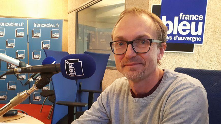 Professeur Olivier Lesens, du service des maladies infectieuses et tropicales au CHU de Clermont-Ferrand