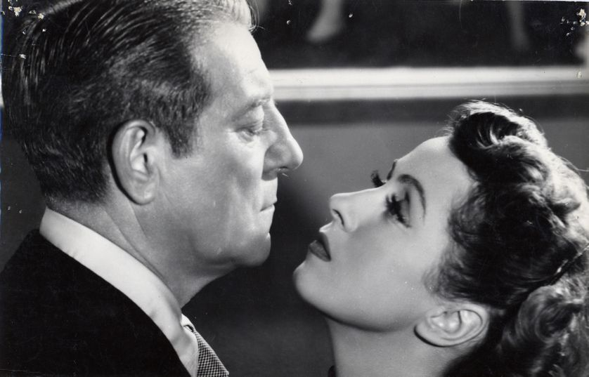 Jean Gabin et Danielle Darrieux dans La Vérité sur Bébé Donge d'Henri Decoin (1952)