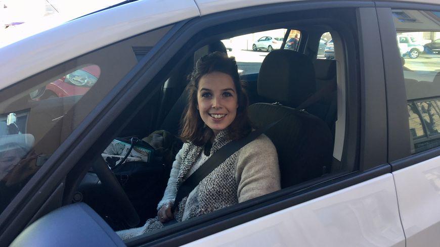 Emilie Dorangeon, la fondatrice des Taxis de l'Espoir à Nîmes