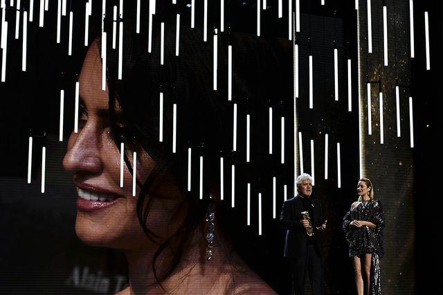 César d'honneur pour Penelope Cruz