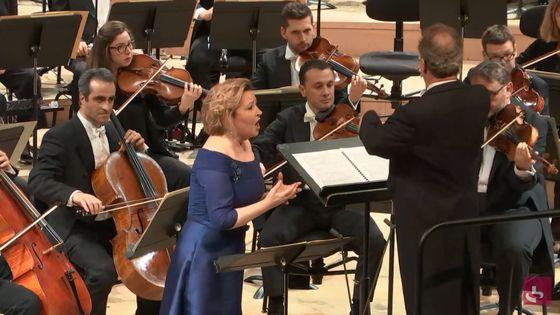 Ravel : Shéhérazade interprété par Karine Deshayes