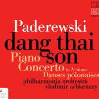 Concerto pour piano en la min op 17 : 3. Finale