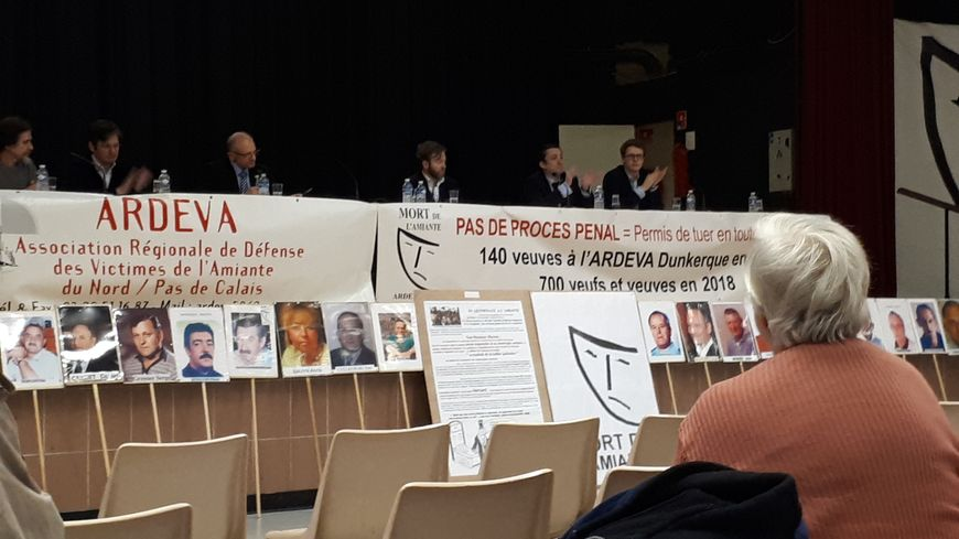 L'assemblée générale de l'Ardeva se tenait jeudi salle de la Concorde à Dunkerque
