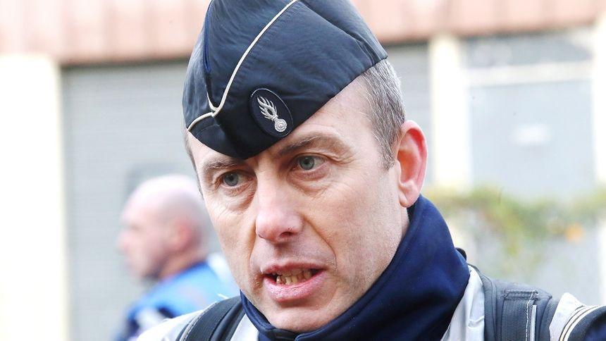 Arnaud Beltrame, le gendarme qui s'est substitué à un otage à Trèbes.