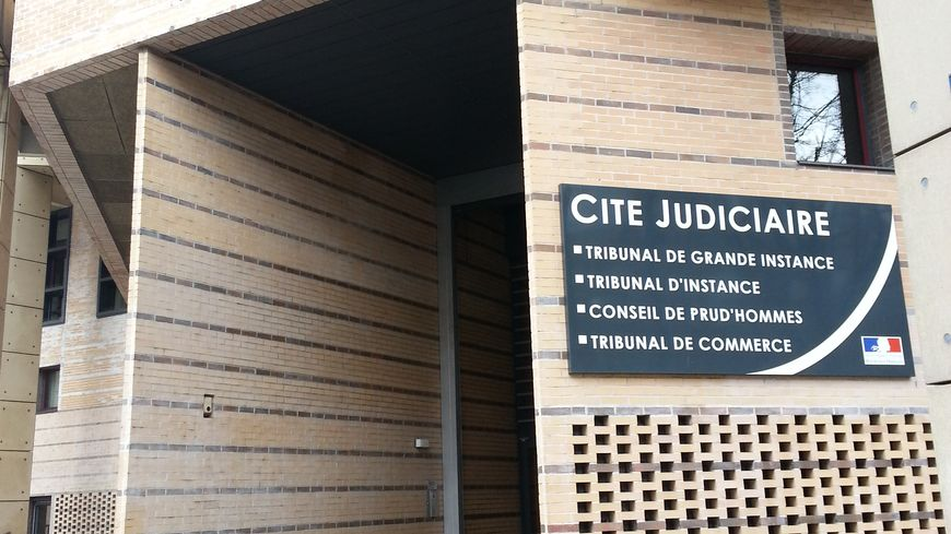 Le palais de justice de Dijon