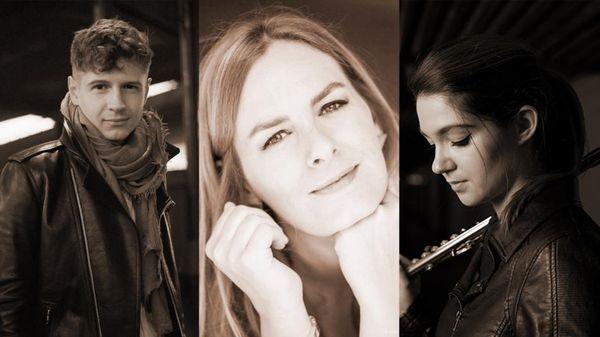 Pavel Kolesnikov, Elina Buksha et Aurélien Pascal ; Eugénie Lefebvre ; Hélène Boulègue, Anaïs Gaudemard, François Dumont