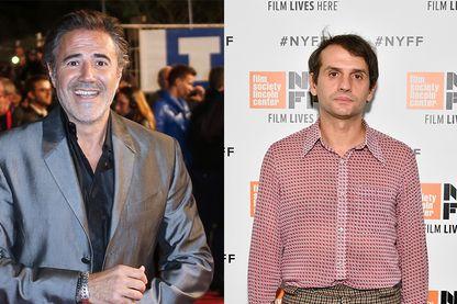José Garcia et Serge Bozon