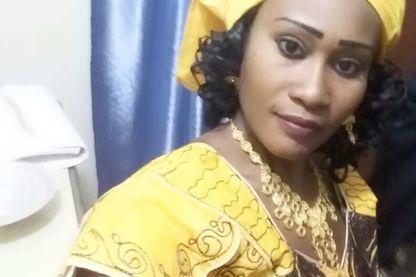 Bouchra à N'djamena au Tchad (jointe par Caroline Gillet via Skype)