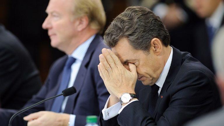 Nicolas Sarkozy a été placé en garde à vue dans l'affaire des fonds libyens pour la première fois après cinq ans d'enquête.