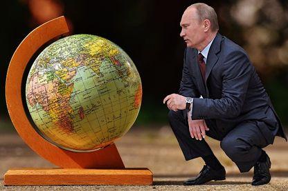 Vladimir Poutine brigue un 4ème mandat