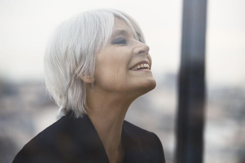 Portrait de Françoise Hardy, 2018