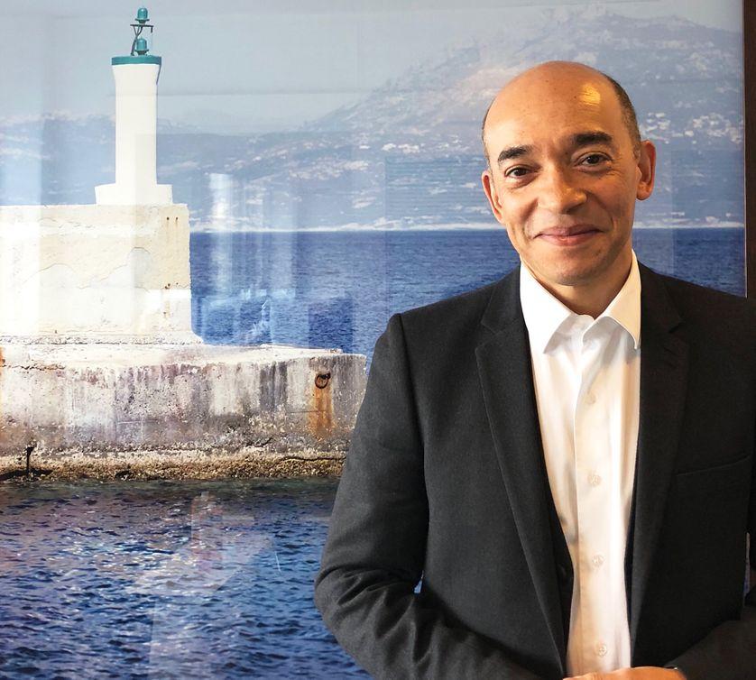 Fabrice d'Almeida, le 13 avril 2018