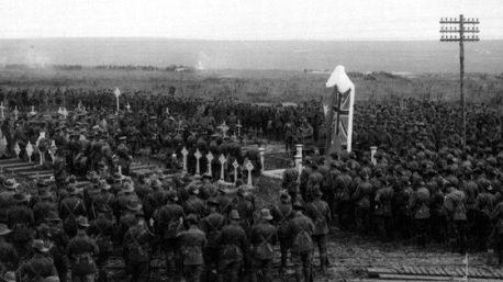 440 aumôniers Australiens ont servi pendant la Grande Guerre