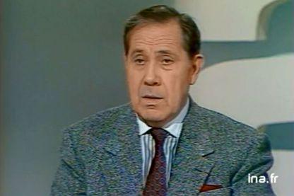 Charles Pasqua en 1986