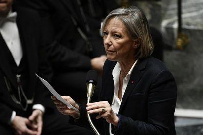 Sophie Cluzel à l'Assemblée nationale en mars 2018