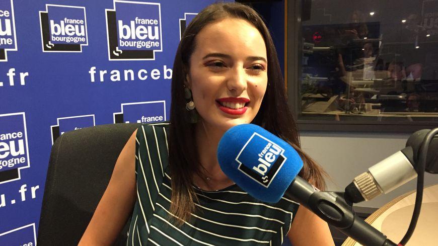 Manon Sauvageot attendait avec impatience ses 18 ans pour pouvoir participer à l'élection.