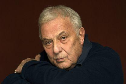 Philippe Sollers en 2008