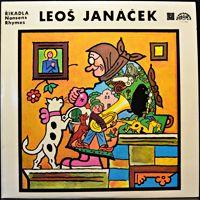 Les Comptines de Janacek par Josef Veselka