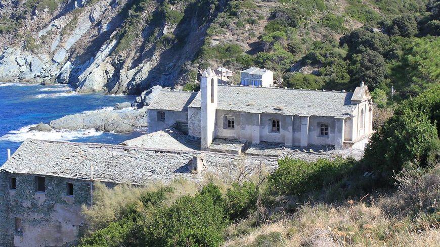 Le couvent de Pino fait partie des sites retenus pour le Loto Patrimoine