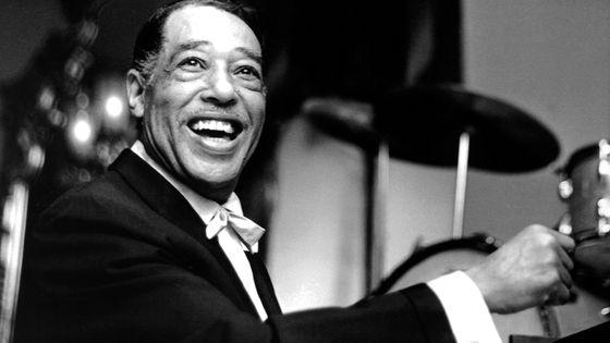 Le pianiste, chef d'orchestre et compositeur Duke Ellington, au début des années 1960.